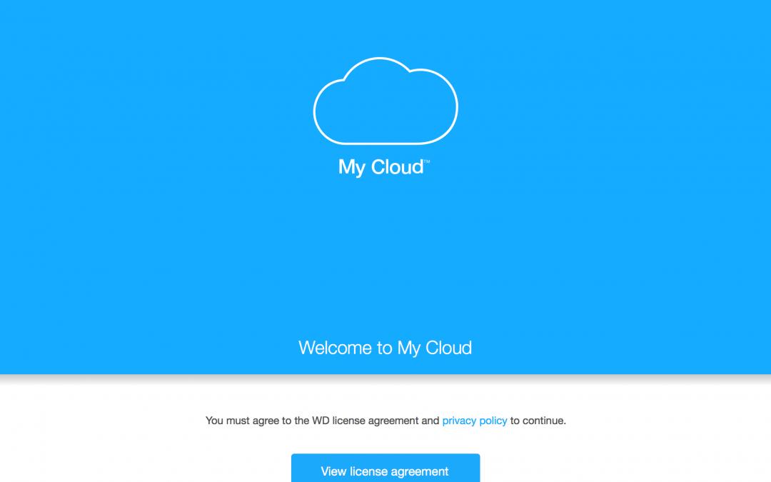 WD hace la nube de almacenamiento más personal