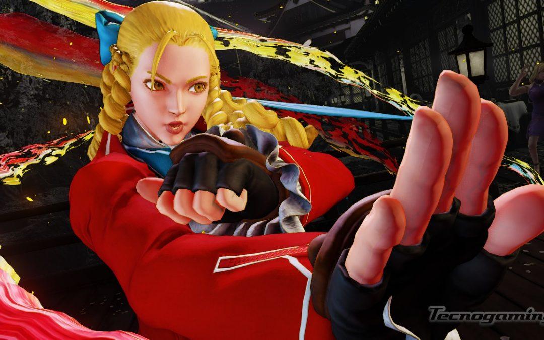 Karin se suma al Street Fighter V