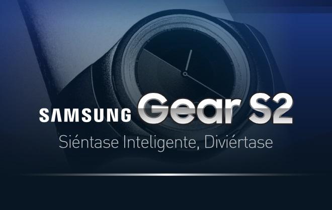 Samsung presenta el Gear S2