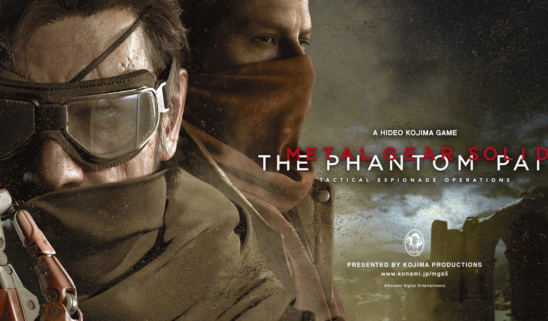 Metal Gear Solid: Phantom Pain disponible en consolas