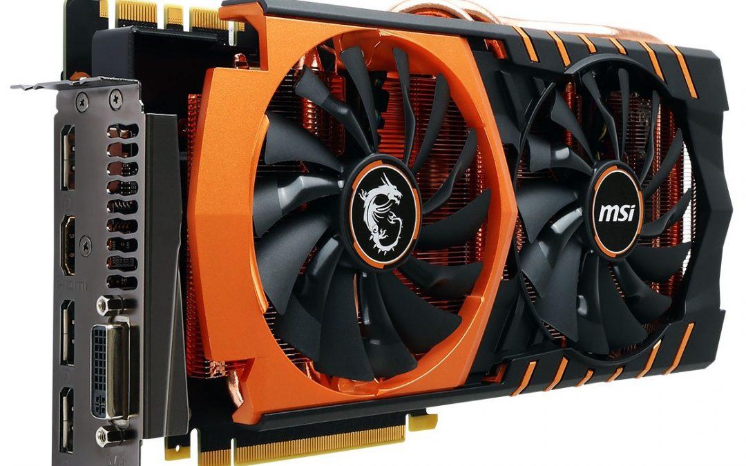 MSI anuncia su GeForce GTX 980 Ti Gaming Golden Edition