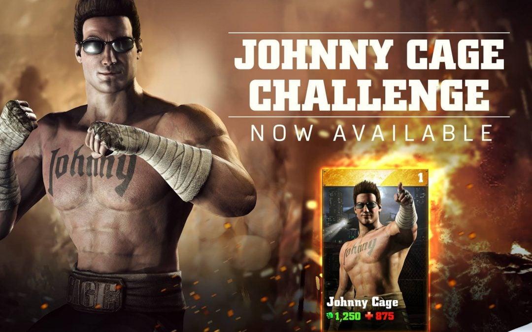 WWE Immortals incorpora a Johnny Cage