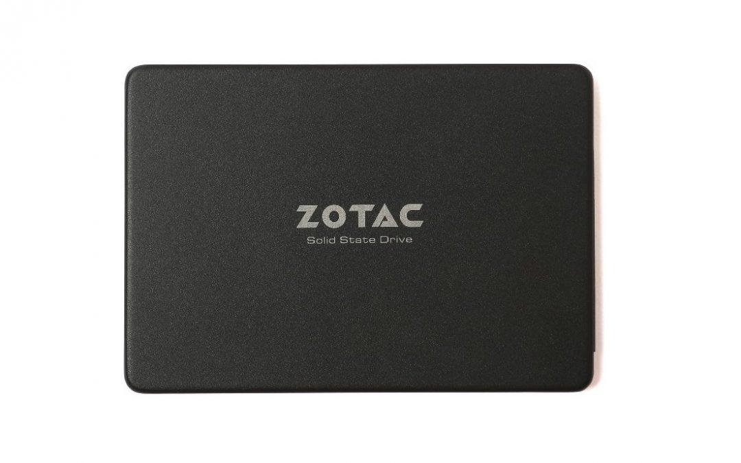 ZOTAC lanza sus nuevos SSD Edición Premium