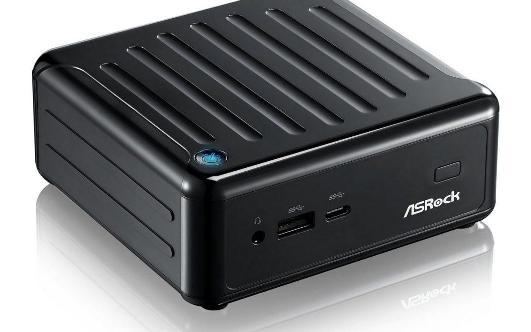 ASRock presenta su primera mini PC Beebox en Argentina
