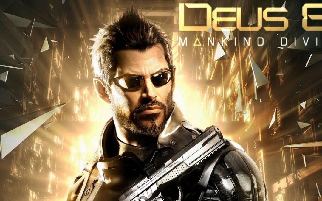Nuevo y visceral tráiler de Deus Ex: Mankind Divided