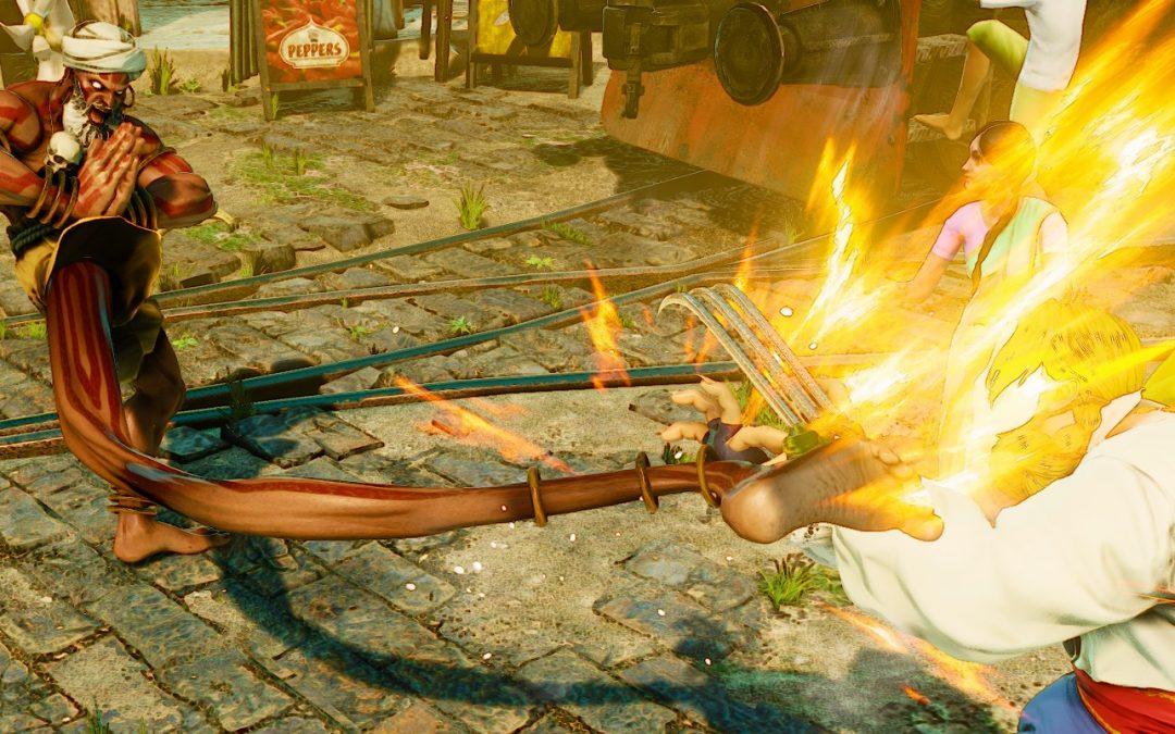 Dhalsim formará parte del roster de Street Fighter V