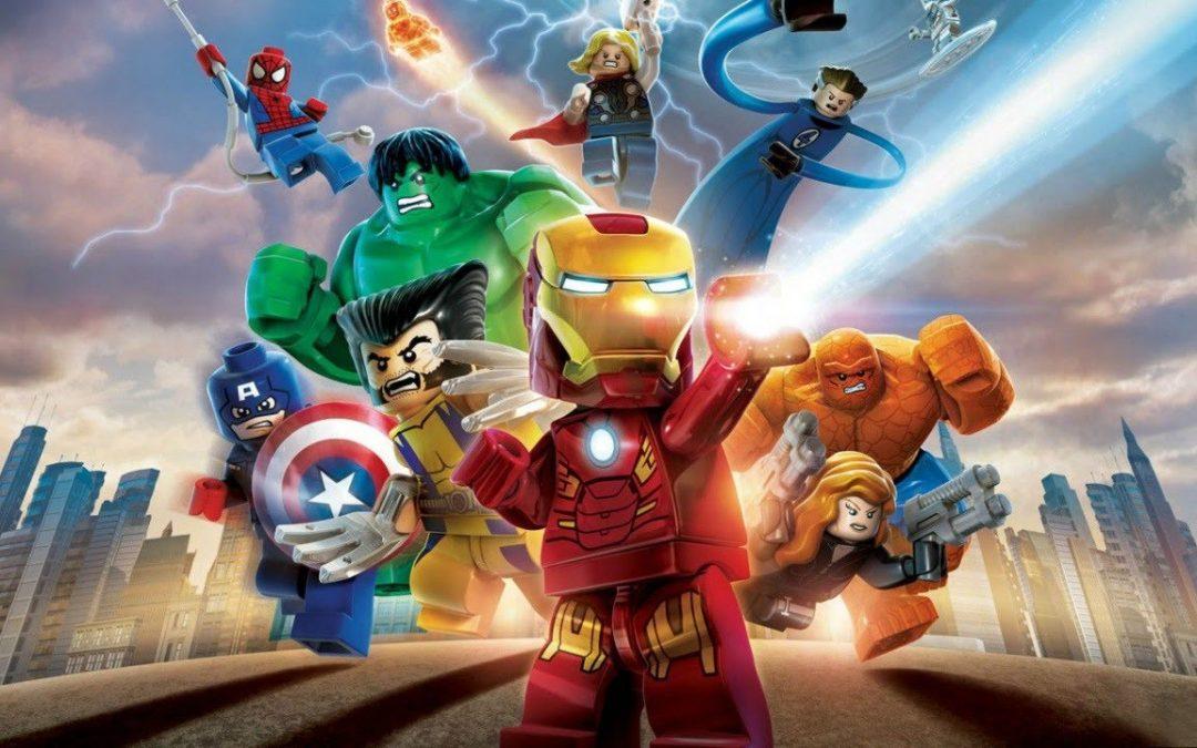 Nuevo trailer de Lego Marvel's Avengers