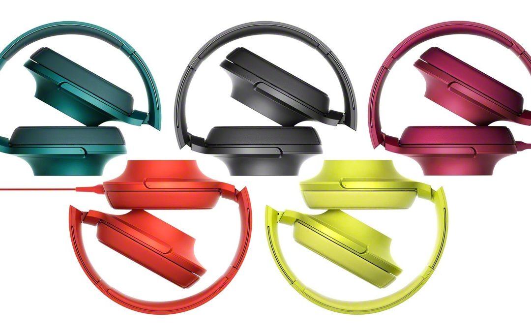 Sony Argentina presenta la línea de auriculares h.ear