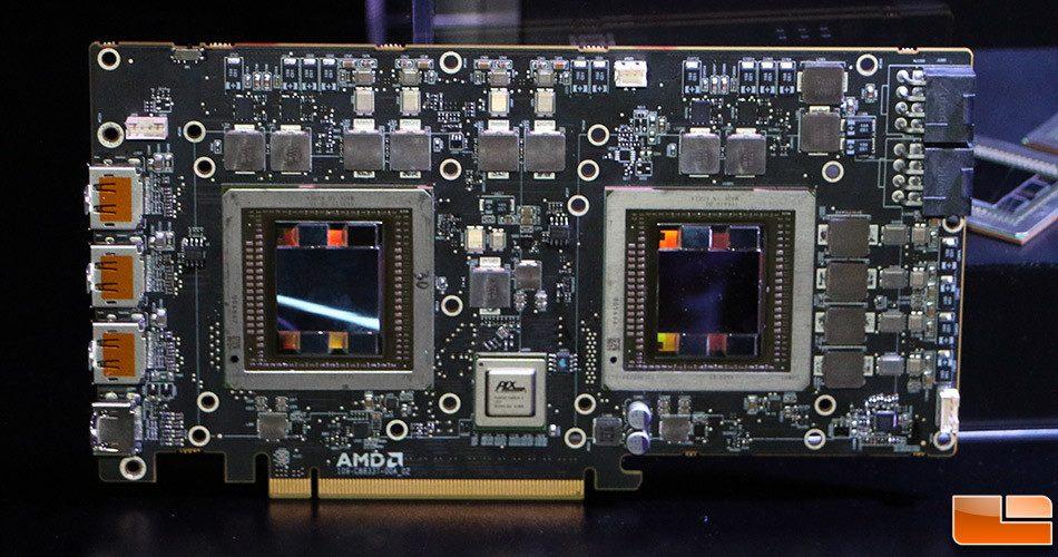 """AMD podría lanzar en Diciembre una tarjeta Dual-GPU """"Fiji"""""""