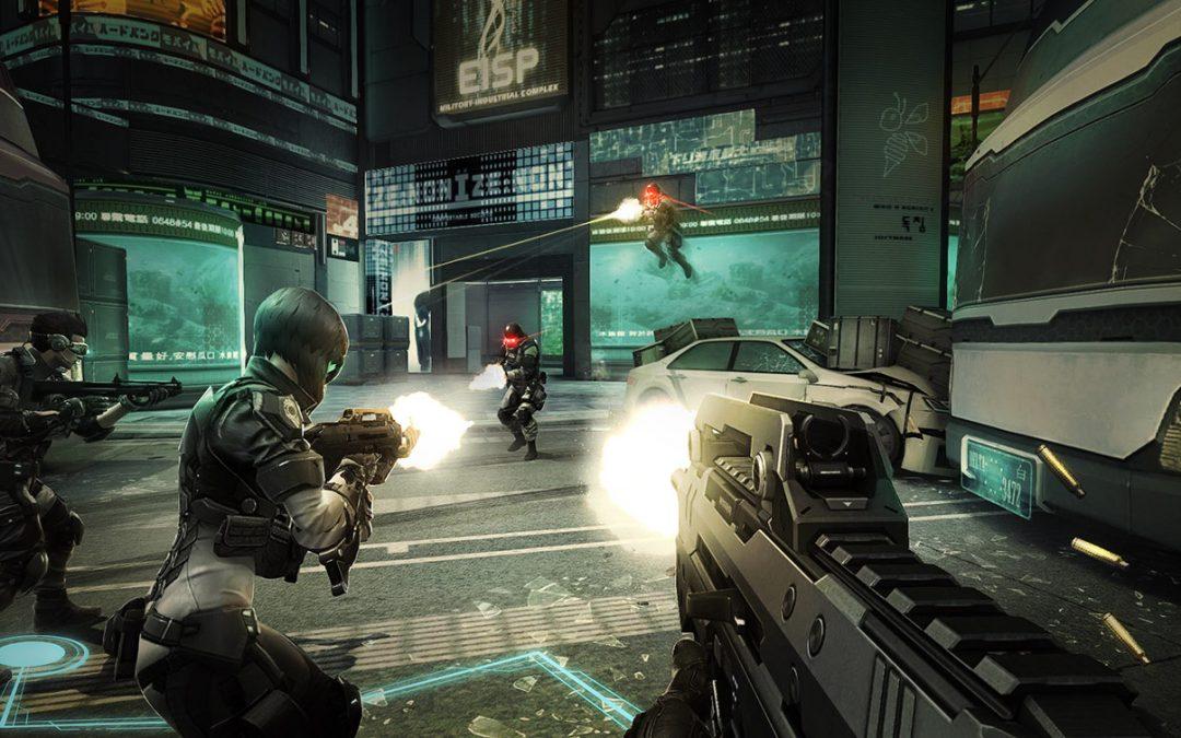 First Assault estará disponible en Steam