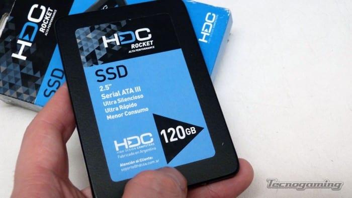 SSD económico, reemplazo ideal para tu disco rígido.