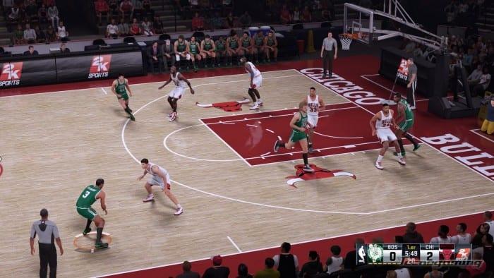 Jugando con leyendas del basketball...