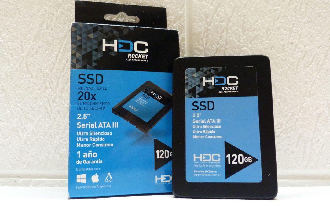 HDC Rocket SSD 120GB