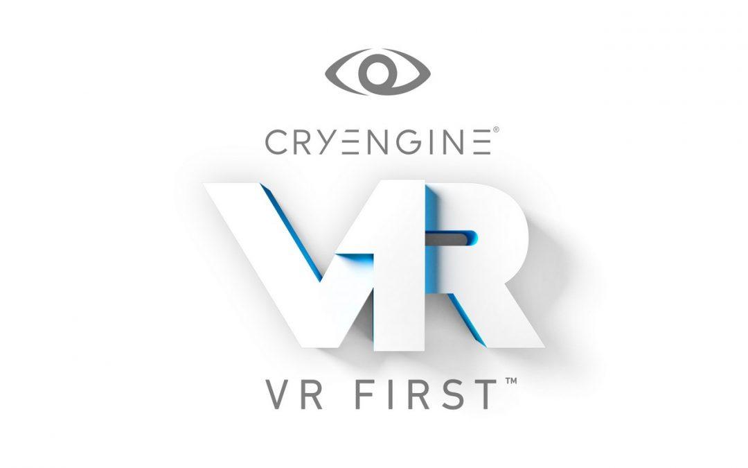 Crytek mira hacia el futuro con Iniciativa Académica VR First