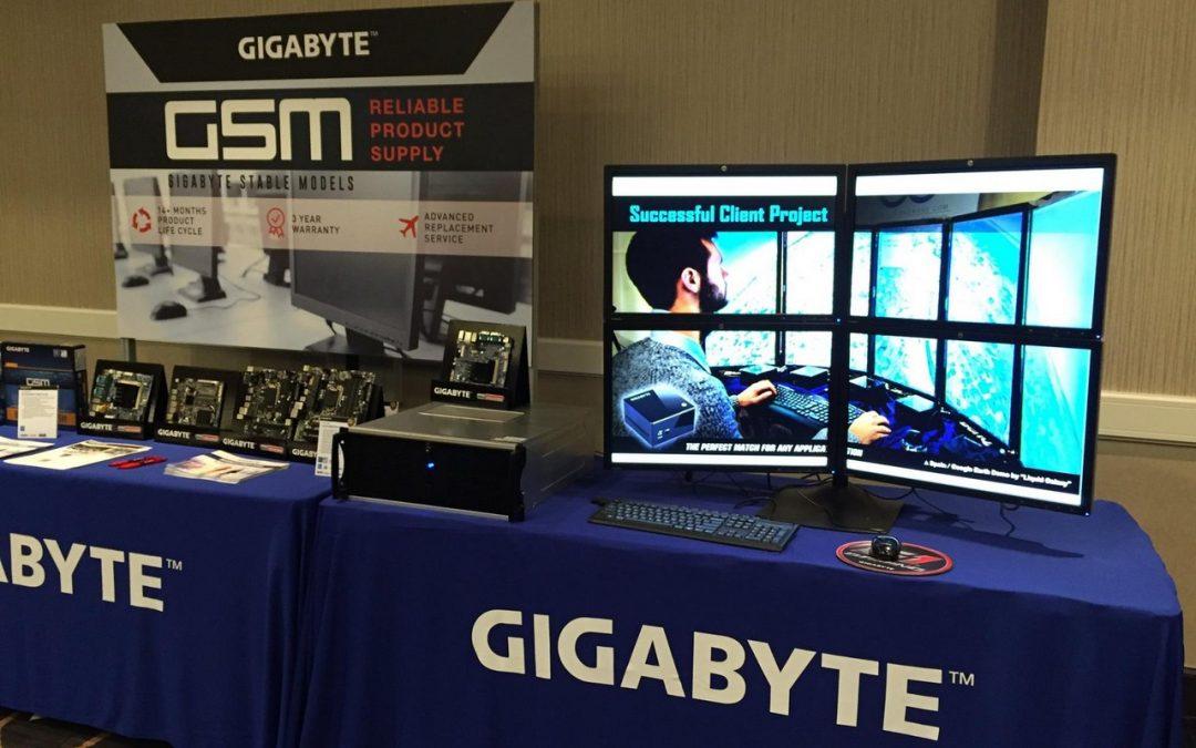 GIGABYTE lanza motherboards de alta gama y nuevas mini PC BRIX