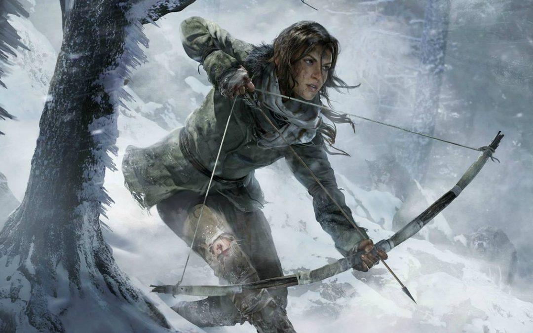 Lara Croft cumple 20 años