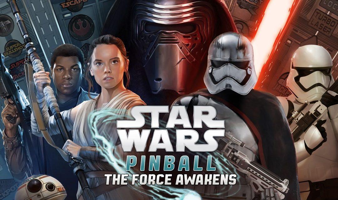 Zen anuncia The Force Awakens Pinball Pack