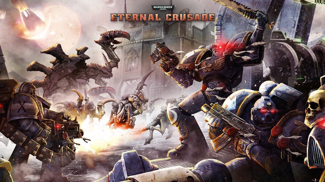 Warhammer 40K Eternal Crusade se lanza en Latin America