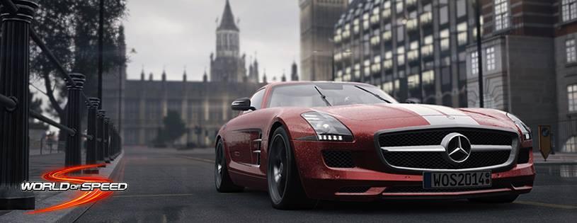 Nuevas capturas de World of Speed