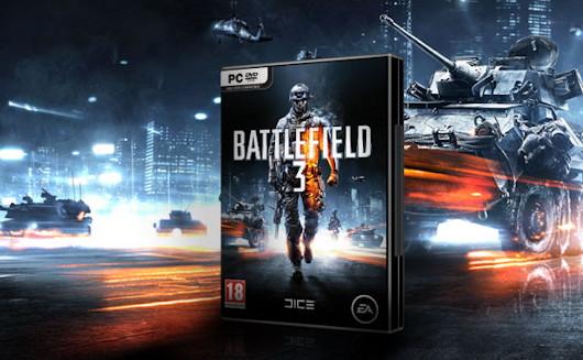 EA anuncia minor update para Battlefield 3