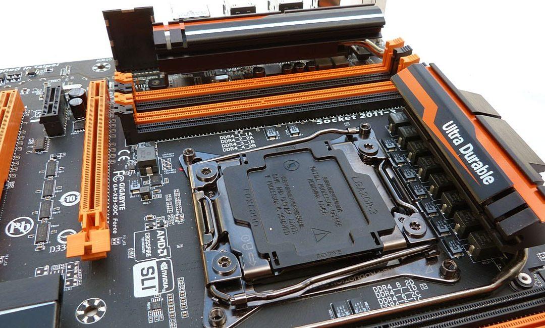 Gigabyte X99 SOC Force