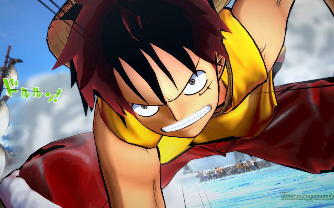 One Piece: Burning Blood estrena nuevo trailer