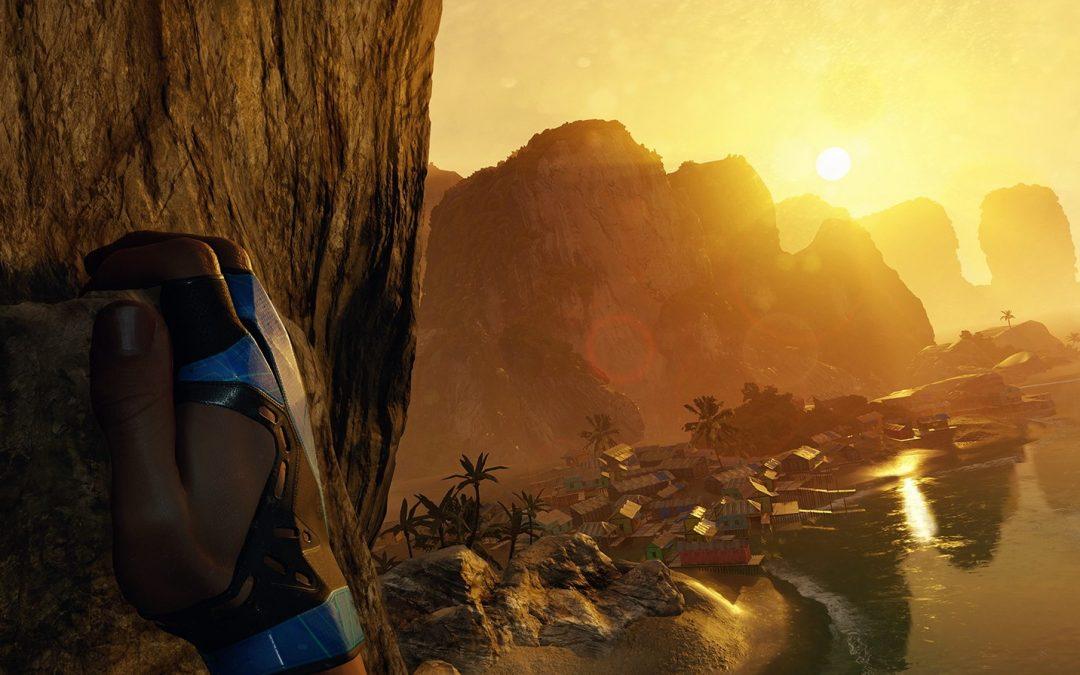 Crytek nos muestra un nuevo trailer de The Climb