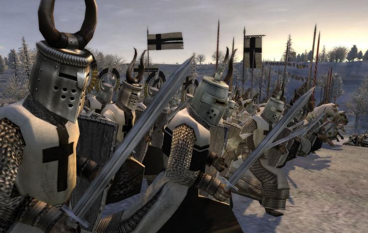 Total War: Warhammer introduce los Demigryphs