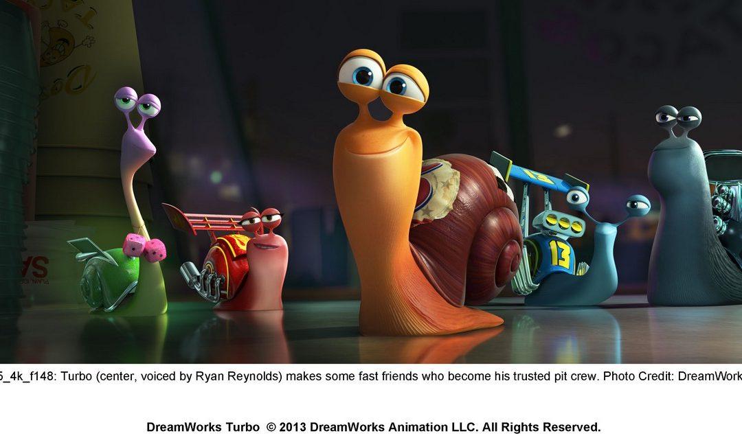 "HP ayuda a ""Turbo"" de DreamWorks Animation"