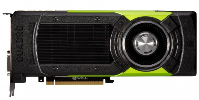 NVIDIA Quadro M6000 de 24 GB