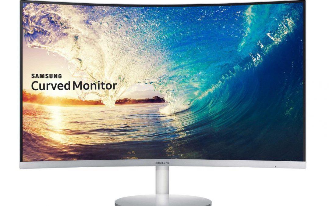 Samsung lanza su monitor curvo C27F591FDU