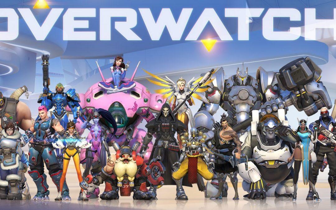 Overwatch llega al mercado este 24 de mayo