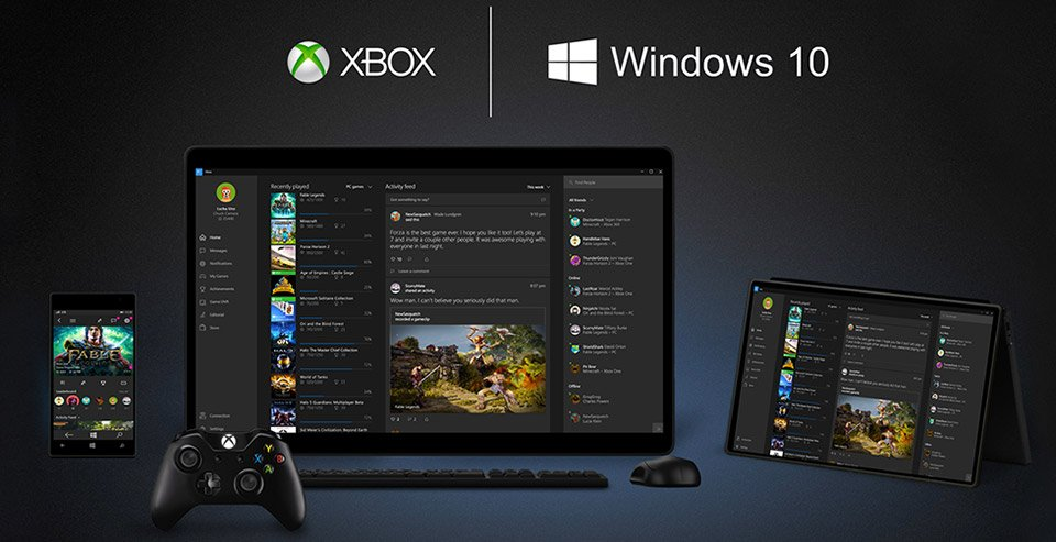 Microsoft presenta los juegos para Xbox One y Windows 10