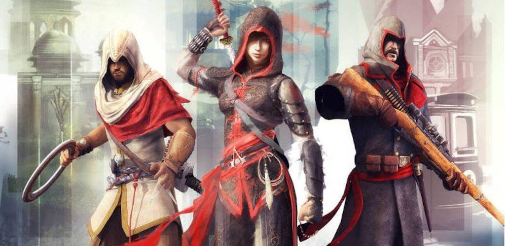 La trilogía Assassin's Creed Chronicles ya está disponible para PS Vita