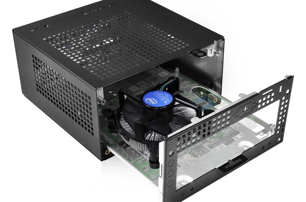 ASRock e Intel se unen para crear la DeskMini