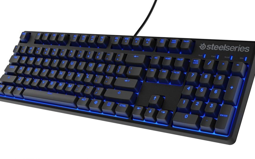 SteelSeries revela su teclado mecánico Apex M500