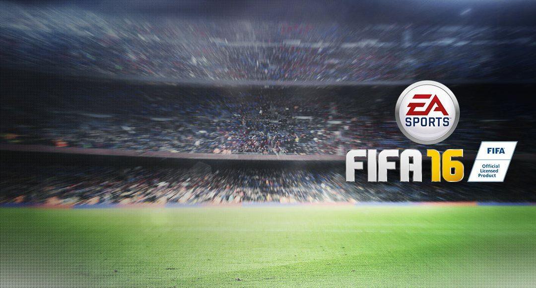 FIFA 16 disponible en EA Access y Origin Acces
