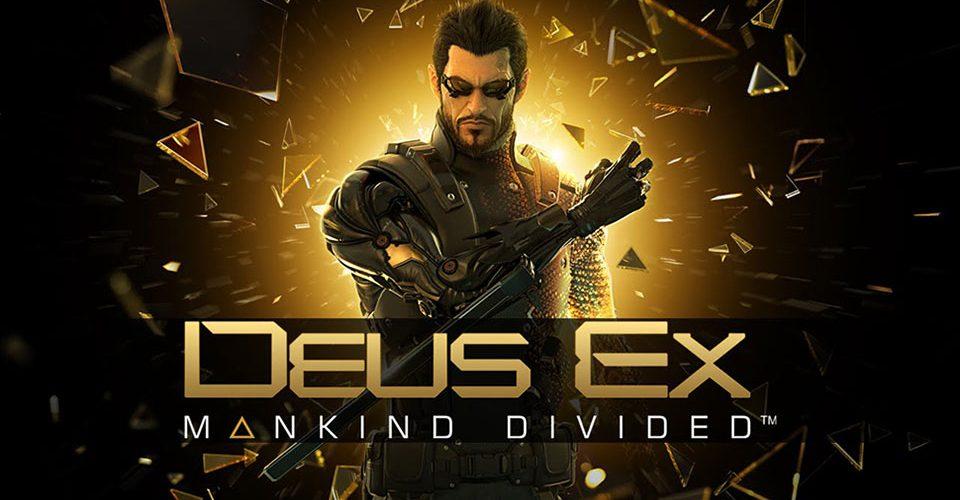 Nuevo trailer de Deus Ex: Mankind Divided