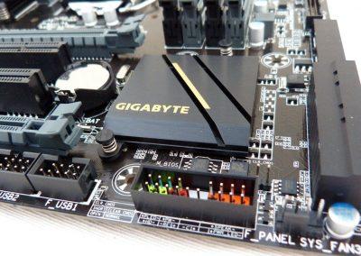 Gigabyte Z170M-D3H DDR3