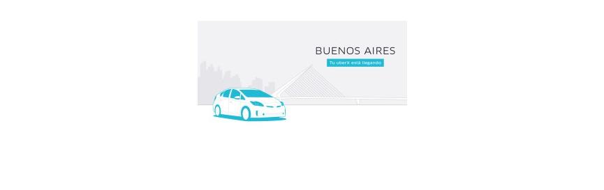 Uber regala sus viajes como promoción
