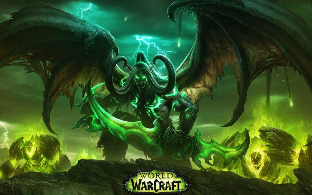 Nueva expansión de World of Warcraft llega en agosto