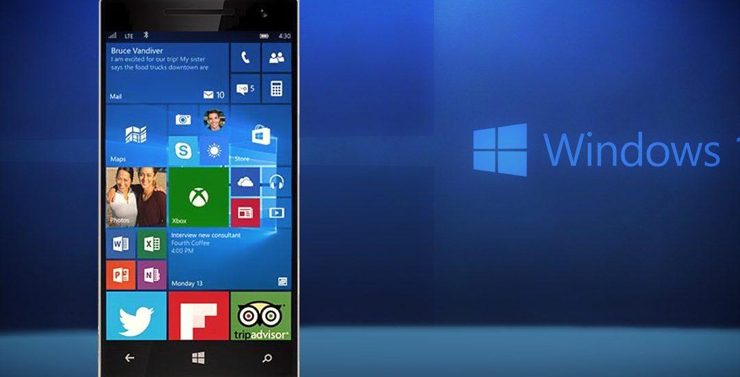 Al fin aparece Cortana en Español en W10 Mobile Build 14327