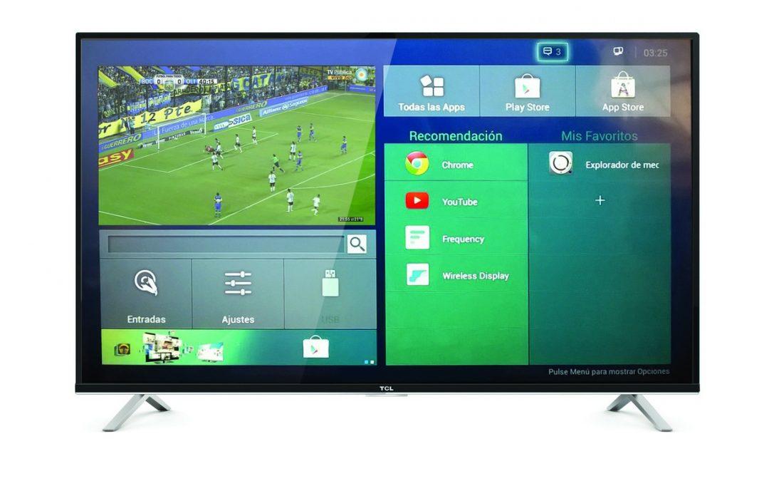 TCL presenta su nuevo Smart TV Ultra HD 4K2K