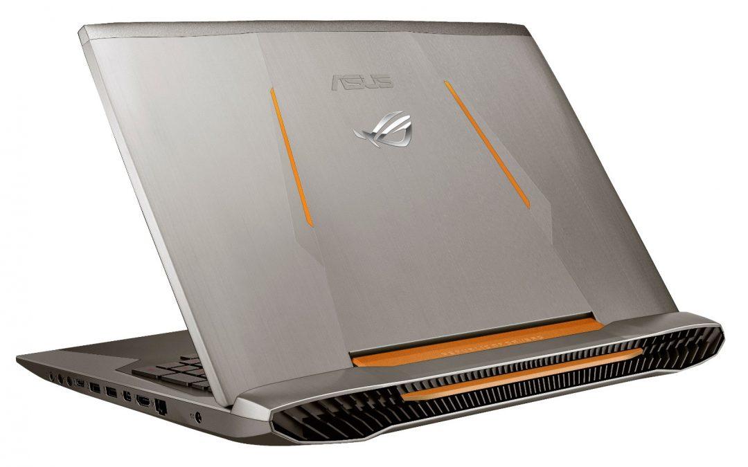 Las notebooks ASUS ROG son las primeras en ofrecer paneles de 120Hz