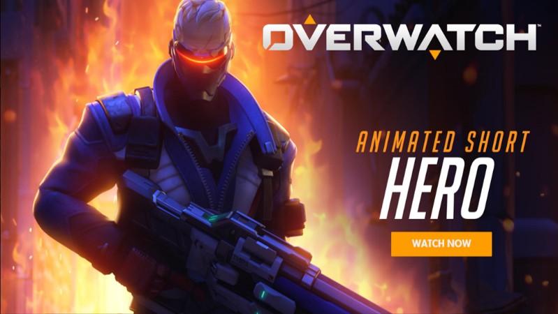 Nuevo corto animado de Overwatch: HERO