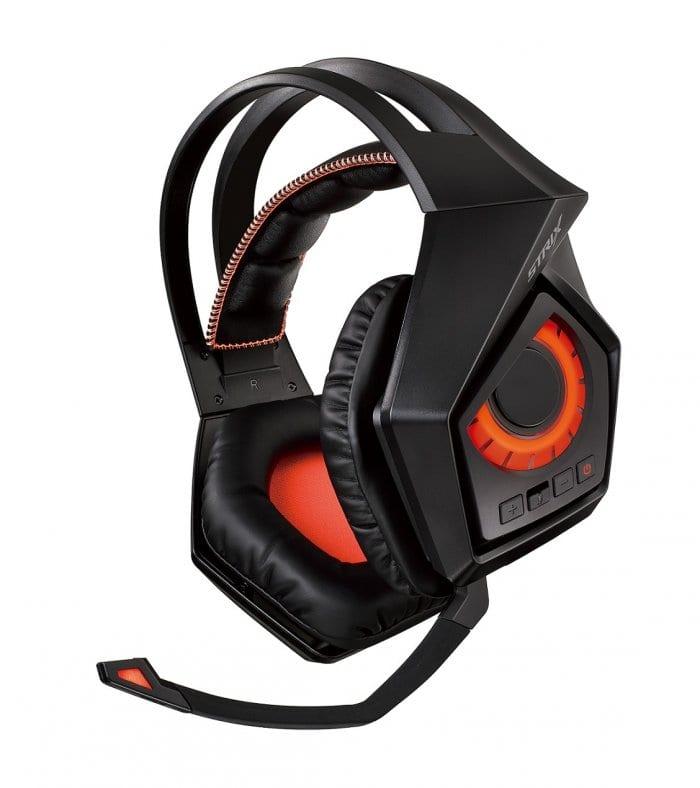 ROG Strix Wireless gaming headset