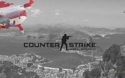 Dos equipos brasileños de CS:GO se trasladan a Estados Unidos para competir
