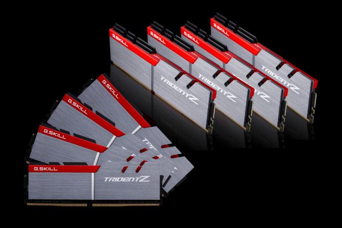 G.SKILL anuncia nuevos módulos Trident Z DDR4 de alto rendimiento