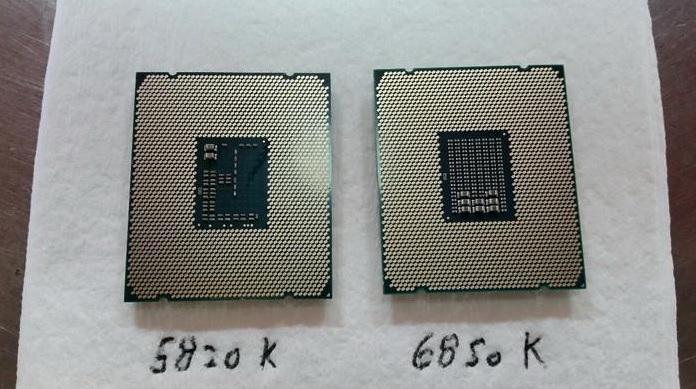 Core i7-6850K Vs i7-5820K ¿hay ganador?