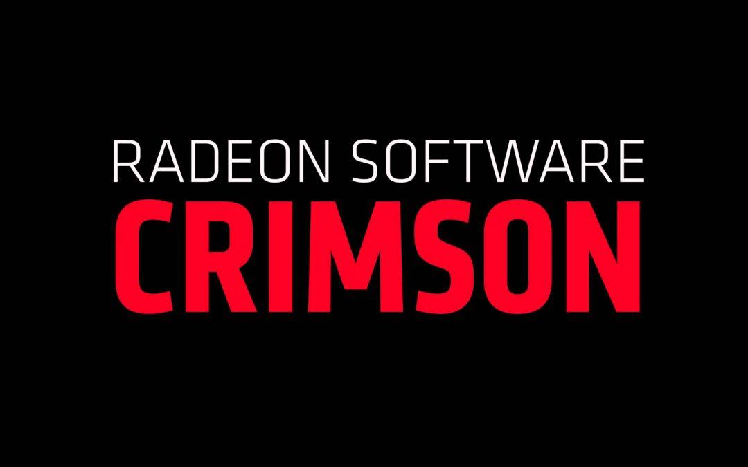 AMD lanza drivers Radeon Software Crimson Edition 16.5.1 Beta
